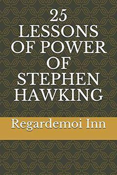 portada 25 Lessons of Power of Stephen Hawking