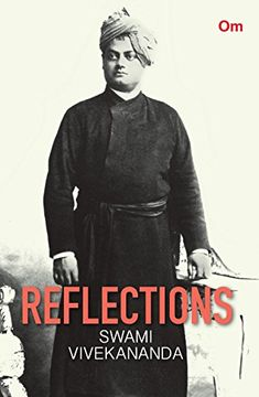 portada Reflections Swami Vivekananda (libro en Inglés)