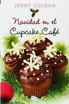 portada Navidad En El Cupcake Café (B DE BOLSILLO LUJO)