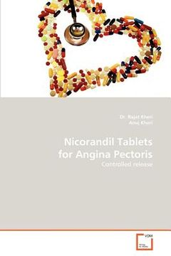 portada nicorandil tablets for angina pectoris