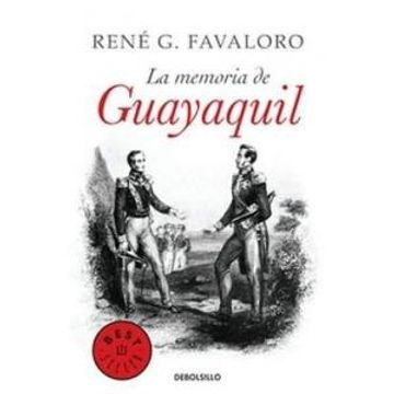 portada Memoria de Guayaquil la (Debols! Llo)