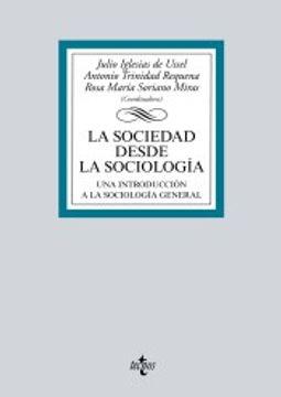portada La sociedad desde la sociología