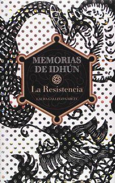portada Memorias de Idhún i. La Resistencia