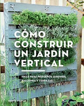 portada Como Construir un Jardin Vertical