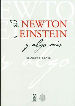 portada De Newton a Einstein y Algo más