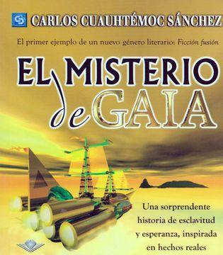 portada El Misterio de Gaia