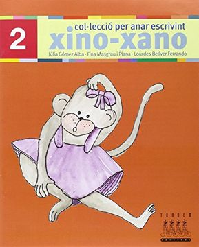 portada Per Anar Escrivint Xino-Xano 2 (libro en catalán)