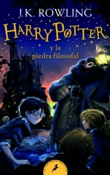 portada Harry Potter y la Piedra Filosofal (Harry Potter 1)
