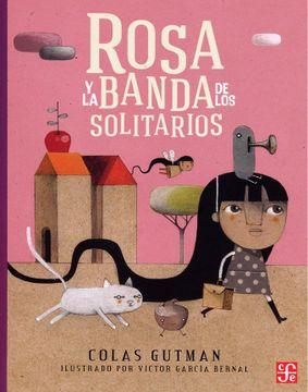 portada Rosa y la Banda de los Solitarios