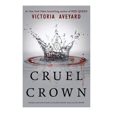 portada Cruel Crown (libro en Inglés)