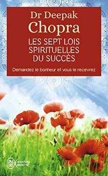 portada Les Sept Lois Spirituelles du Succes.