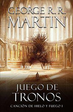 portada Juego de Tronos: Cancion de Hielo y Fuego 2 ed