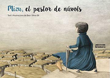 portada Mizu, Pastor de Núvols (libro en Catalán)
