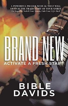 portada Brand New: Activate a Fresh Start (libro en Inglés)