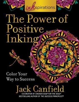 portada Inkspirations The Power of Positive Inking: Coloring for Success (libro en Inglés)