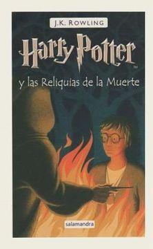 Libro Harry Potter y las Reliquias de la Muerte, J.K. Rowling, ISBN  9788498381436. Comprar en Buscalibre