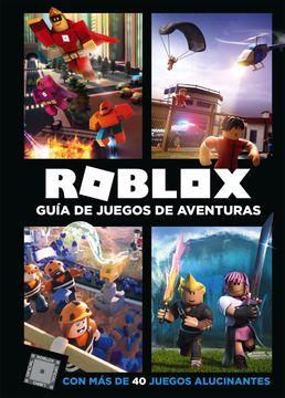 portada Roblox Guia de Juegos de Aventuras