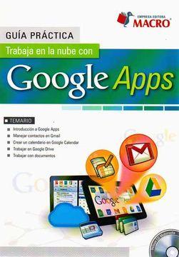 portada Trabaja en la Nube con Google Apps (Incluye cd)