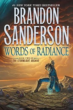 portada Words of Radiance: Book two of the Stormlight Archive (libro en inglés)