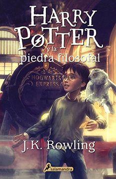 portada Harry Potter y la Piedra Filosofal (Harry Potter and the Sorcerer's Stone)