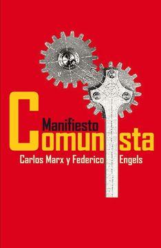 portada Manifiesto Comunista c Marx y f Engels