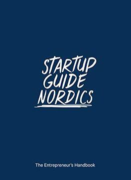 portada Startup Guide Nordics (libro en Inglés)