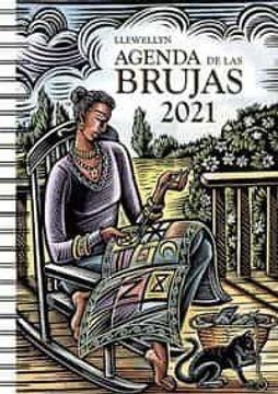 portada Agenda de las Brujas 2021