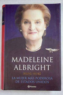 portada Memorias: la mujer más poderosa de Estados Unidos