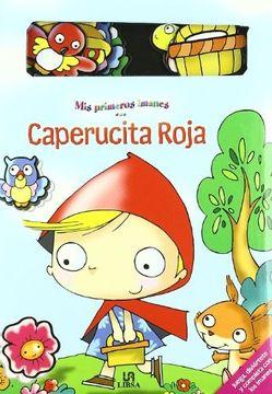 portada CAPERUCITA ROJA - MIS PRIMEROS IMANES