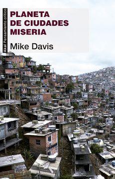 portada Planeta de Ciudades Miseria