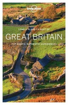 portada Lonely Planet Best Of Great Britain