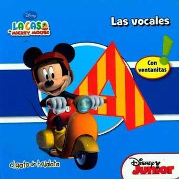 portada Mickey y las Vocales