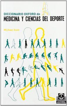 portada Diccionario Oxford de Medicina y Ciencias del Deporte
