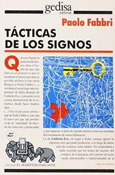 portada Tacticas de los Signos: Ensayos de Semiotica