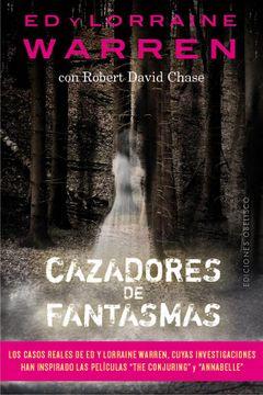 portada Cazadores de Fantasmas