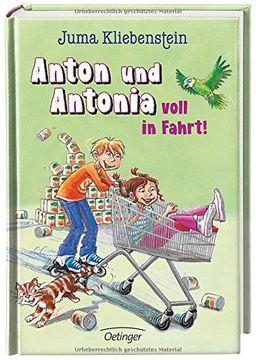 portada Anton und Antonia voll in Fahrt!: Band 2