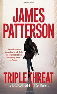 portada Triple Threat (Bookshots)