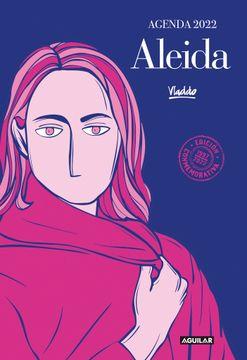 portada AGENDA ALEIDA 2022 AZUL