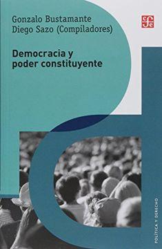 portada Democracia y Poder Constituyente