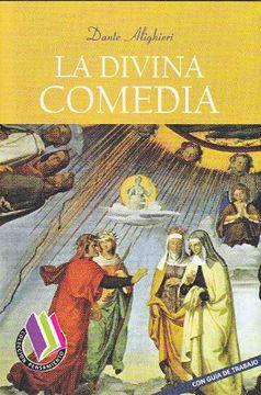 portada Divina Comedia, la