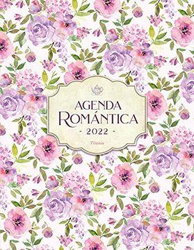 portada Agenda Romántica Titania 2022