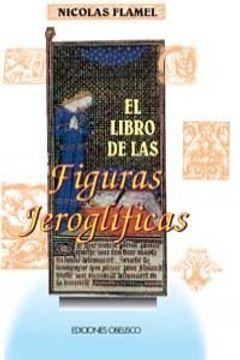 portada El Libro de las Figuras Jeroglificas