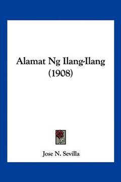 portada Alamat ng Ilang-Ilang (1908)