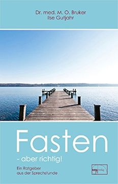 portada Fasten - Aber Richtig (libro en Alemán)