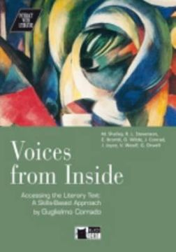 portada voices from inside + cd .vicens vives