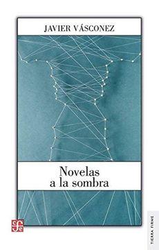 portada Novelas a la Sombra
