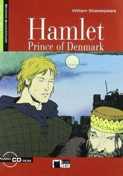 portada Hamlet Prince of Denmark+Cd-Rom (R. S B1. 1) (libro en Inglés, ISBN-10: 8431689498, ISBN-13: 978-8431689490)