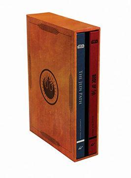 portada Star Wars: The Jedi Path and Book of Sith Deluxe box set (libro en Inglés)