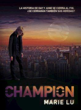 portada Champion la Historia de day y June se Cierra al fin (Rustico)