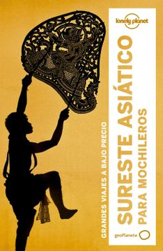 portada Lonely Planet Sureste Asiatico Para Mochileros